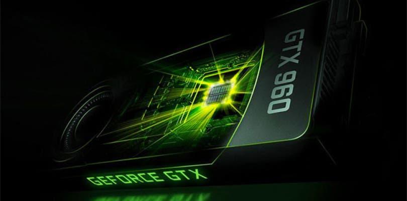 Así es la NVIDIA GTX 960
