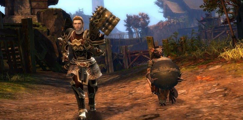 La beta pública para el modo fortaleza de Guild Wars 2 ya tiene fecha