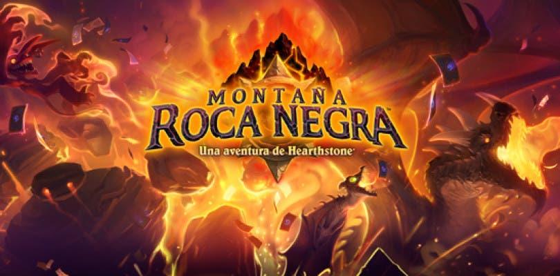 Disponible la nueva aventura de Hearthstone: Montaña Rocanegra