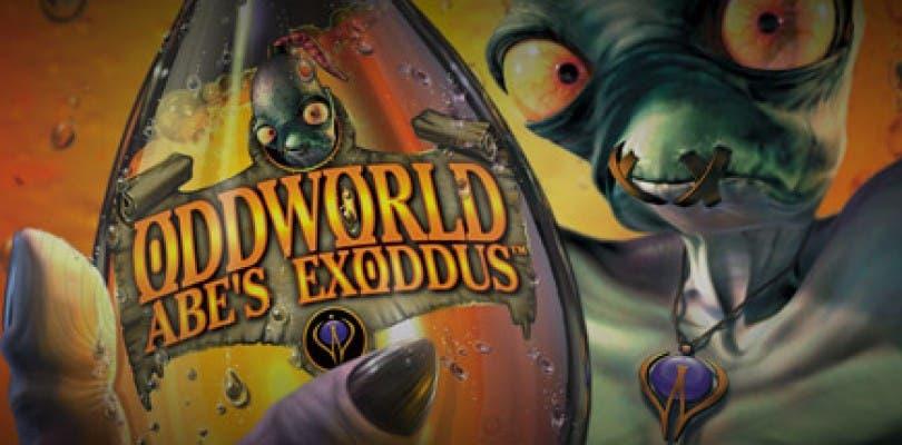 El remake de Abe's Exoddus ya está en marcha