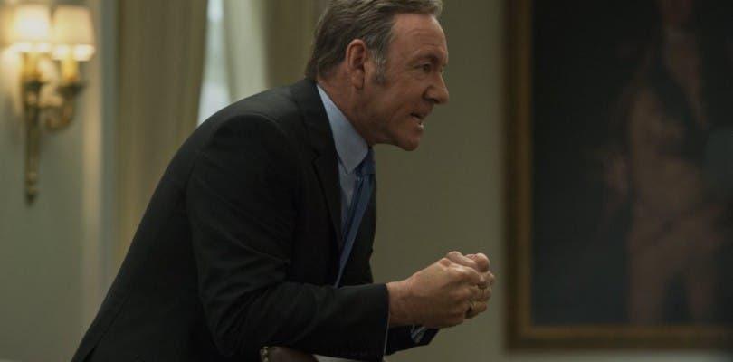 House of Cards renovada para una cuarta temporada