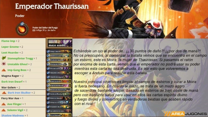 Emperador Thaurissan