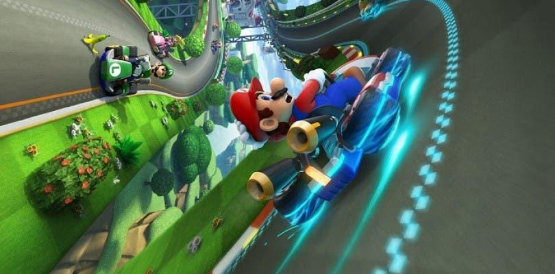 Ya puedes disfrutar del modo 200cc en Mario Kart 8