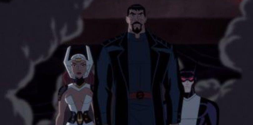 Primer tráiler de Justice League: Gods and Monsters
