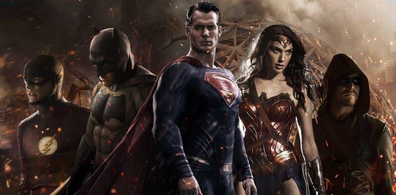 Las películas y series de DC Comics podrían tener un crossover finalmente