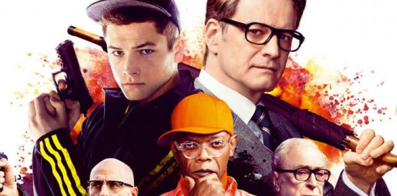 Ya está en marcha la secuela de Kingsman: Servicio Secreto