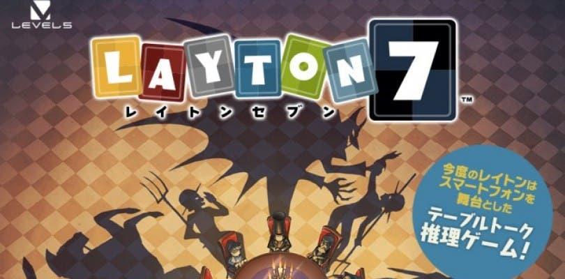 El CEO de LEVEL-5 le gustaría llevar Layton 7 a Wii U