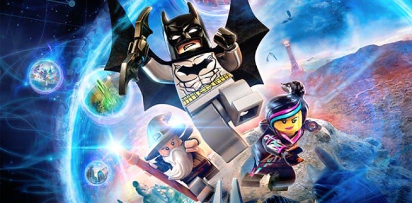 LEGO Dimensions muestra su tráiler promocional