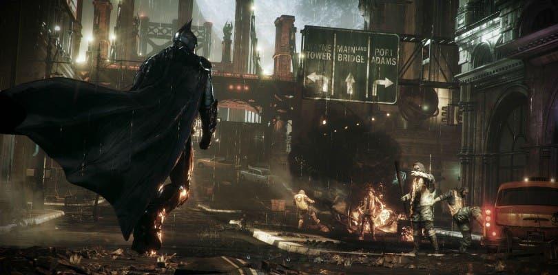Así se ve Batman: Arkham Knight a 4K de resolución