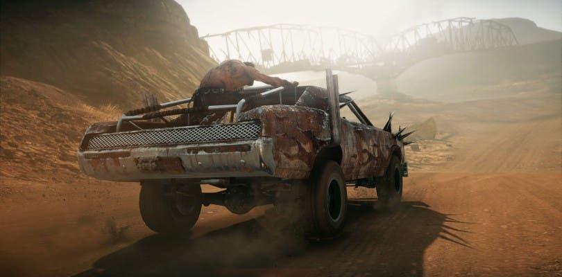 Tráiler del E3 de Mad Max