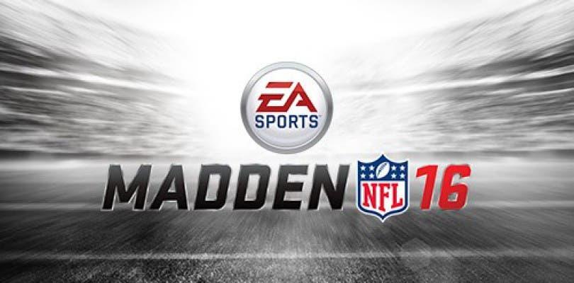 El tráiler de Madden NFL 16 ha sido mostrado por EA Sports