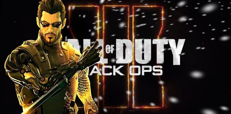 Un desarrollador de Deus Ex se queja por el parecido de Black Ops III con el título de Square Enix