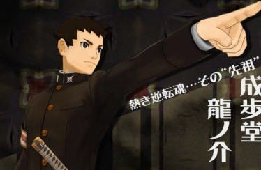 Nuevo trailer e información de The Great Ace Attorney
