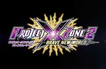 Anunciado oficialmente Project X Zone 2