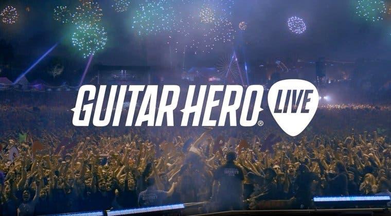 Imagen de Activision anuncia que Guitar Hero Live será jugable en el E3