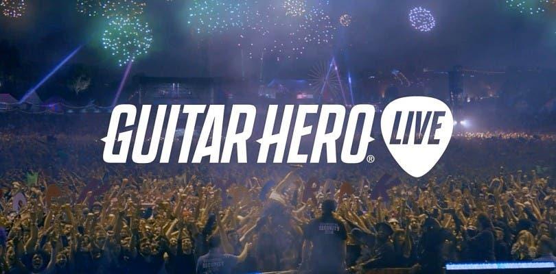 Guitar Hero Live recibe nuevas actuaciones premium con temas muy esperados