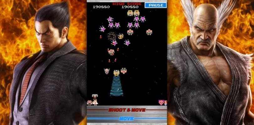 Tekken celebra su 20 cumpleaños en nuestros smartphones