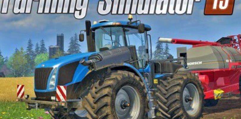 Primer teaser de Farming Simulator 15 para consolas