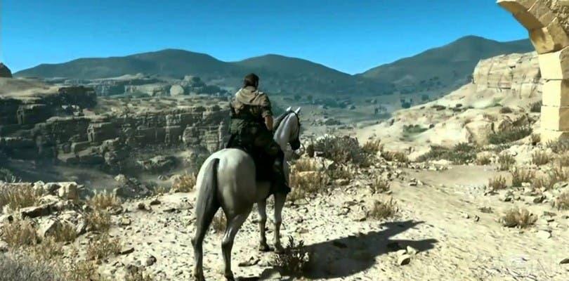 Metal Gear Solid V: The Phantom Pain estará en la Gamescom como demo jugable