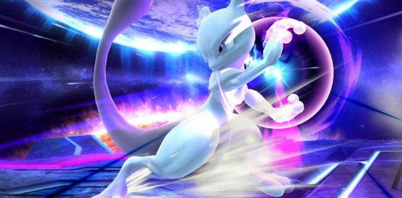 Ya está disponible la compra de Mewtwo en Super Smash Bros.