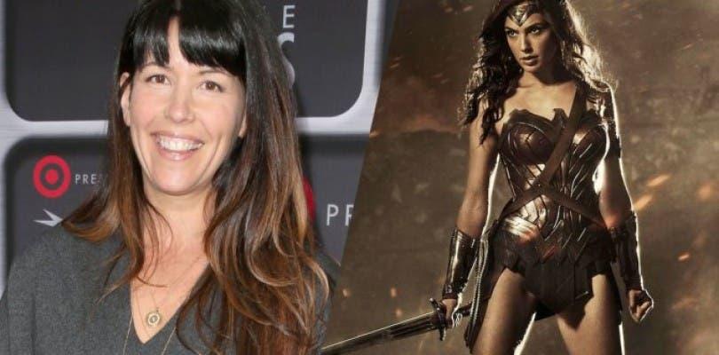 Patty Jenkins sustituirá a Michelle MacLaren como directora de Wonder Woman