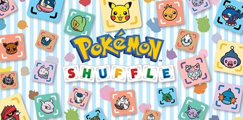 Spiritomb llega a Pokémon Shuffle