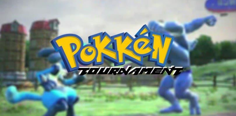 Pokken Tournament: nuevas localizaciones para probarlo en Japón