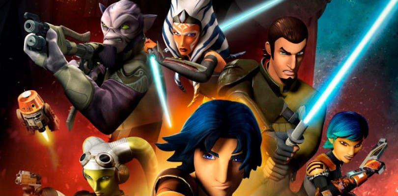 Impactante tráiler de la última temporada de Star Wars Rebels