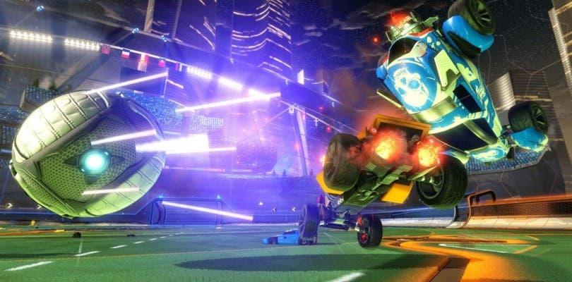 Ya está disponible el nuevo parche de Rocket League en Xbox One