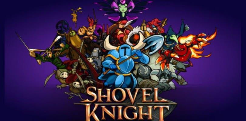 Modo retos disponible en la expansión de Shovel Knight