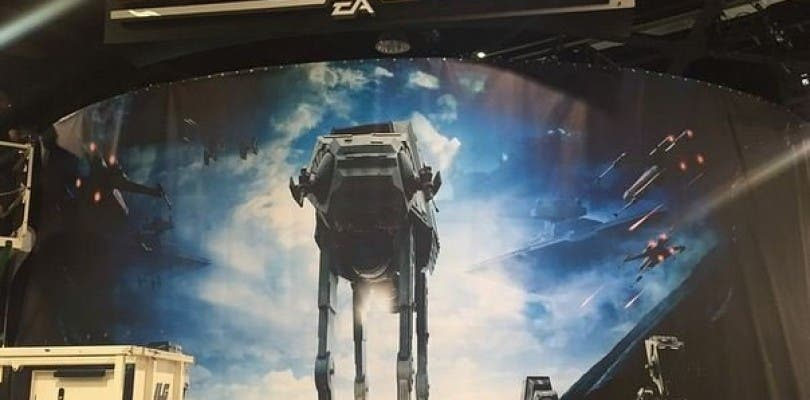 Se filtra un artwork de conferencia de Star Wars Battlefront