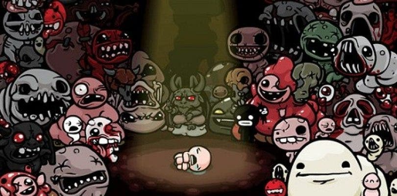 The Binding of Isaac: Afterbirth+ llega a Steam lleno de novedades