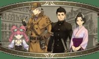 Capcom anuncia la demo de The Great Ace Attorney para Japón y muestra su portada
