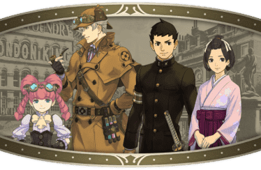 Tráiler de lanzamiento y cinco anuncios de TV de The Great Ace Attorney