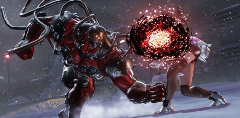 Gigas confirmado como nuevo personaje de Tekken 7