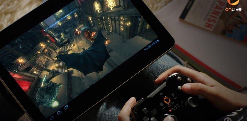 Sony compra la plataforma OnLive