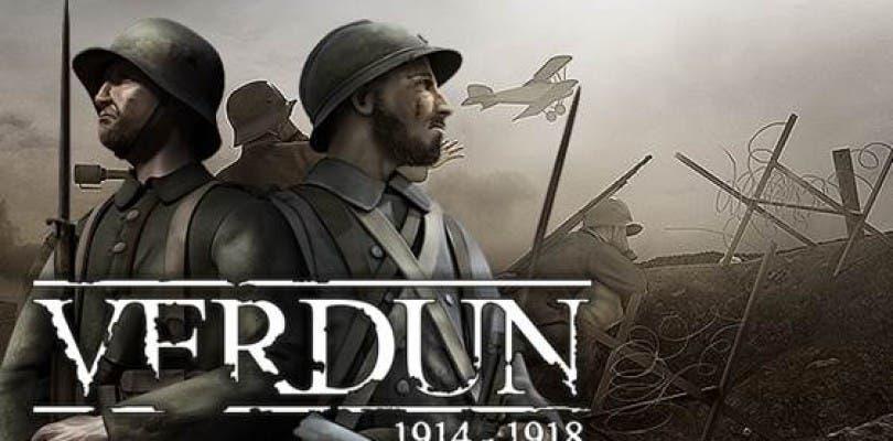 Verdun se pone a la venta en su versión final