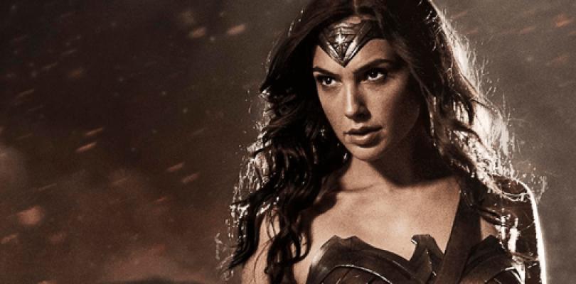 Revelado el logo oficial para Wonder Woman