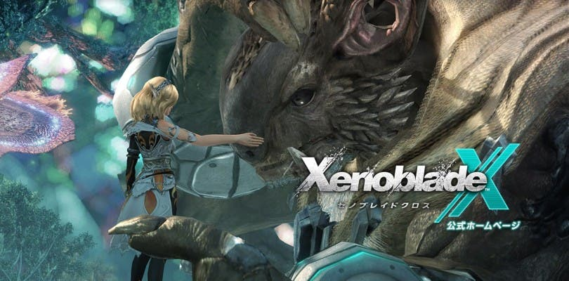 Nintendo publica el tráiler de lanzamiento de Xenoblade Chronicles X