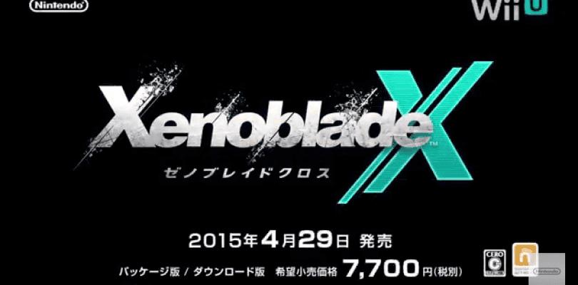 Posible fecha de lanzamiento de Xenoblade Chronicles X