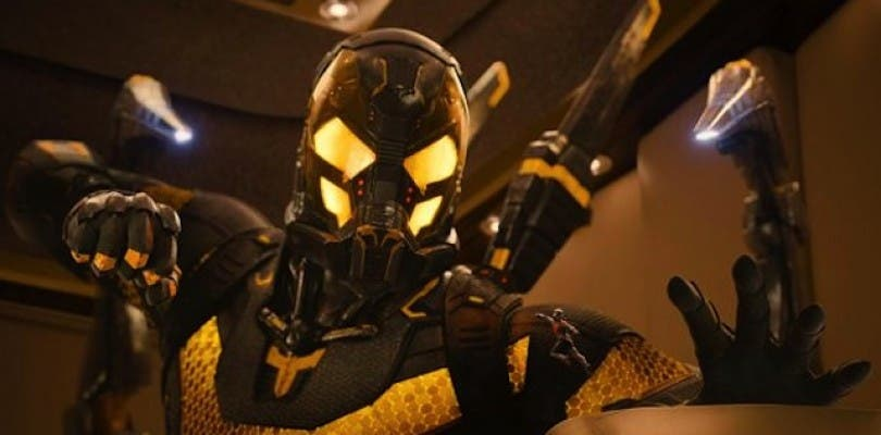 Primera imagen oficial del Chaqueta Amarilla de Ant-Man