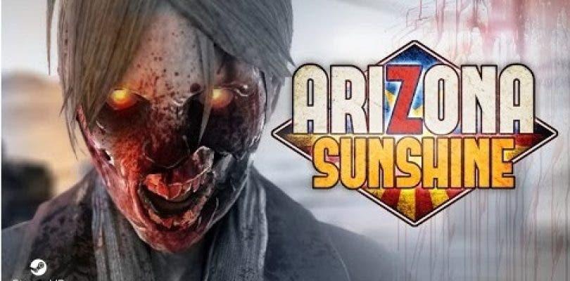 Anunciado Arizona Sunshine para Steam VR y HTC Vive