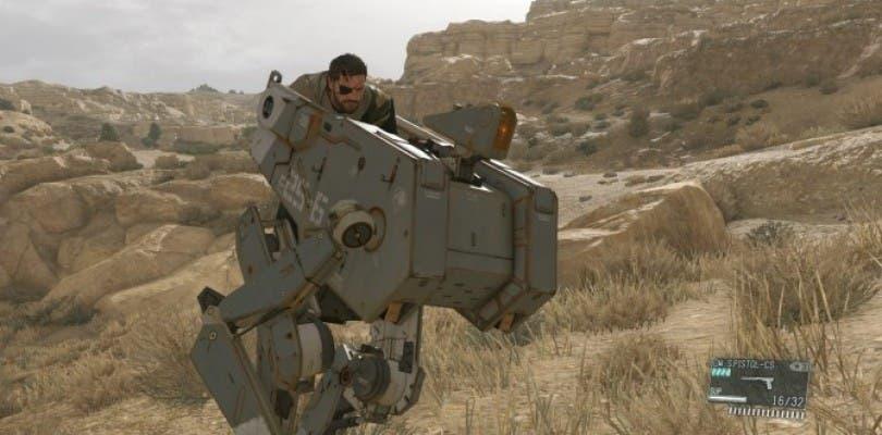 Nueva información e imágenes de Metal Gear Solid V: The Phantom Pain