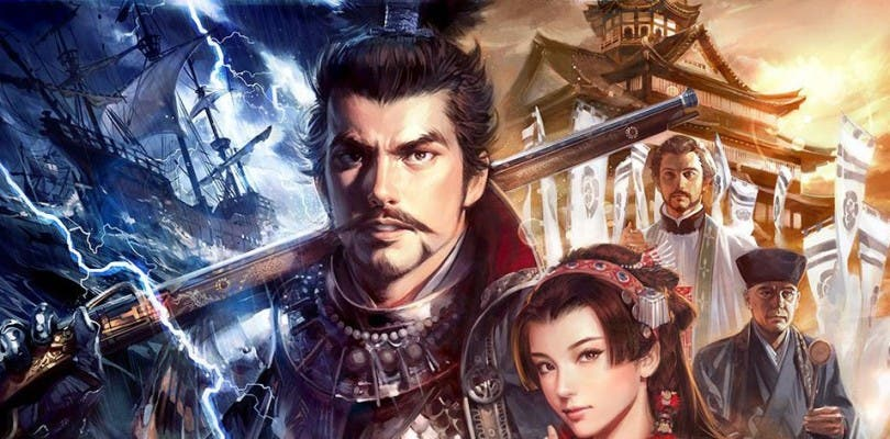 Nobunaga's Ambition: Sphere of Influence anunciado para occidente