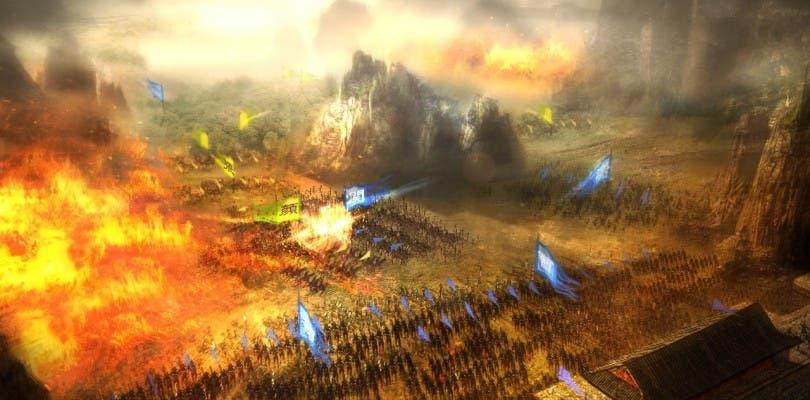 Se revelan primeras imágenes de Romance of the Three Kingdoms XIII