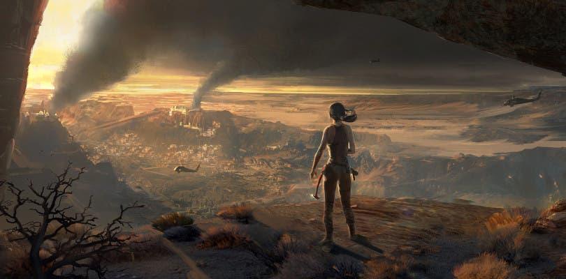 Cuatro nuevos artworks de Rise of the Tomb Raider