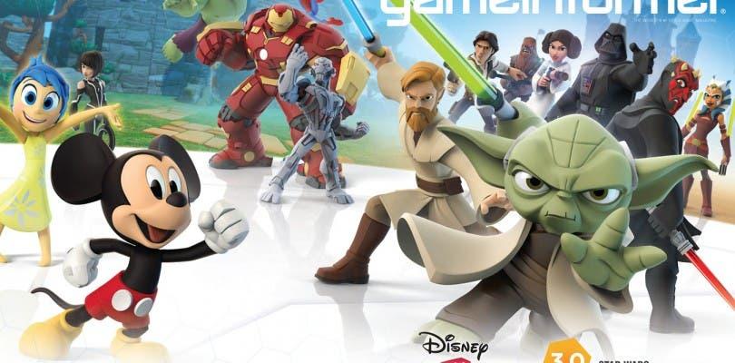 Se hace oficial Disney Infinity 3.0 Star Wars junto a sus primeros detalles