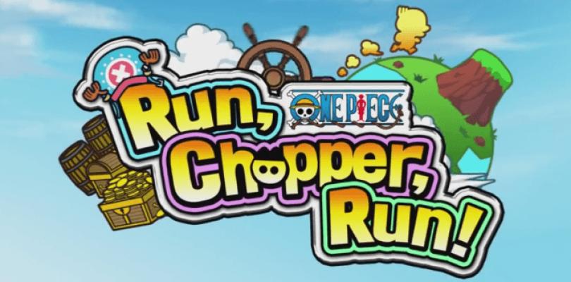 Chopper protagoniza el nuevo juego de runner para iOS y Android