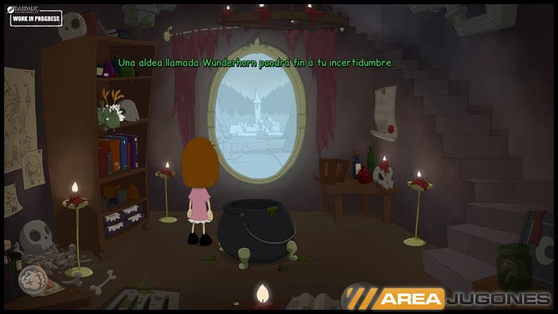 Annas Quest Daedalic Preview Review Analisis PC Areajugones 5