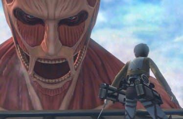 Descubre los personajes de  Attack on Titan: Humanity in Chains